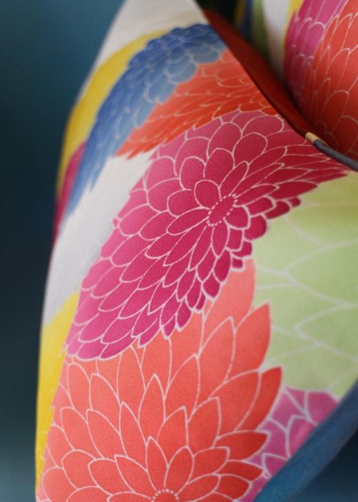 Kimono Mann 10 - Japanese detail